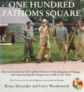 One hundred fathoms square